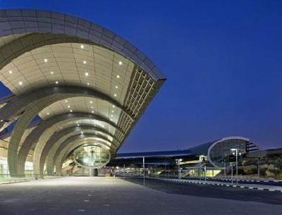 迪拜国际机场3号航站楼(阿联酋)