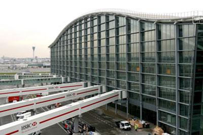 希思罗国际机场5号航站楼(英国伦敦)