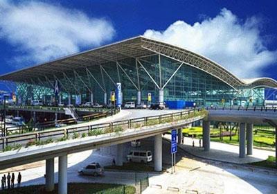 深圳宝安国际机场3号航站楼(中国深圳)