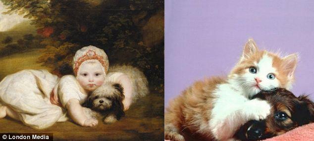 最好的朋友:为了演绎雷诺兹(Sir Joshua Reynolds)的《格洛斯特<a href=