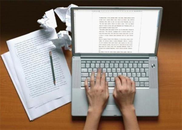 撰稿人与作家