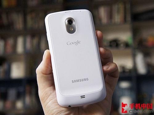 三星Galaxy Nexus背面图片