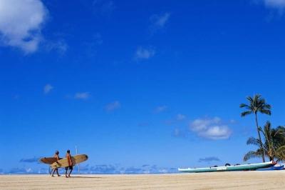 旅游市场开始升温海岛游成为热点