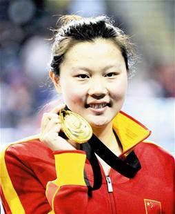 赵菁斩获短池世锦赛女子50米仰泳金牌
