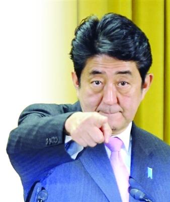 日本自由民主党党首安倍晋三17日在一场新闻发布会上说,新内阁有望于