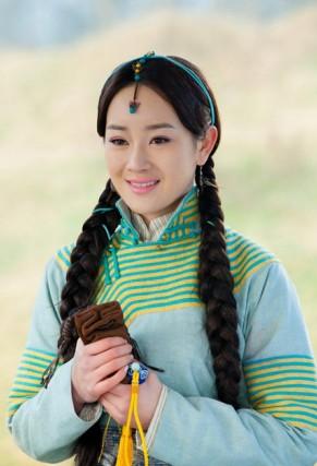 科尔沁的海兰珠-张檬 美人无泪 上演姐妹恩怨 疑遭袁姗姗毒害