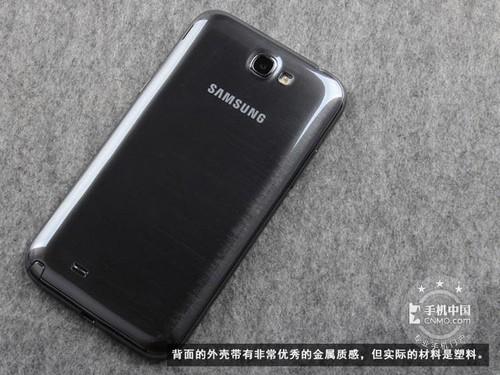三星galaxy note ii n7102手机背面图片