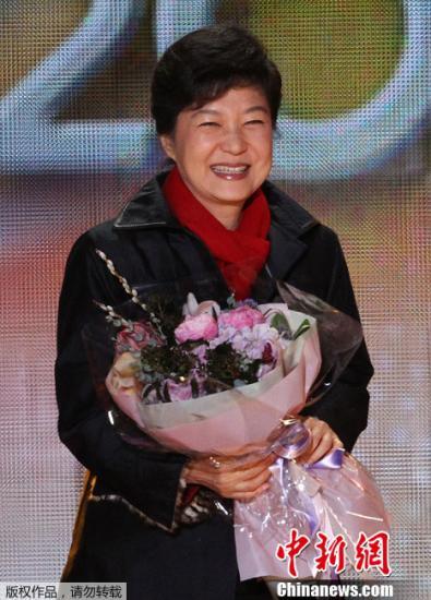 安倍祝贺朴槿惠当选韩国总统 愿与韩国加深合作