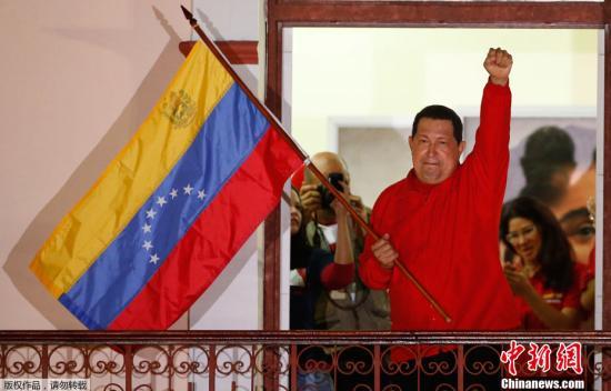 查韦斯第三次总统就职典礼或推迟 家人探病(图)