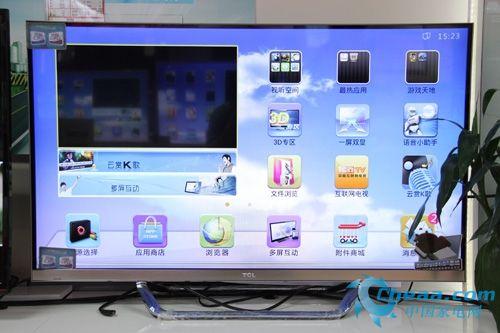 TCL 云屏? V6500系列智能电视