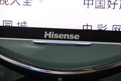 海信K660系列智能3D电视细节