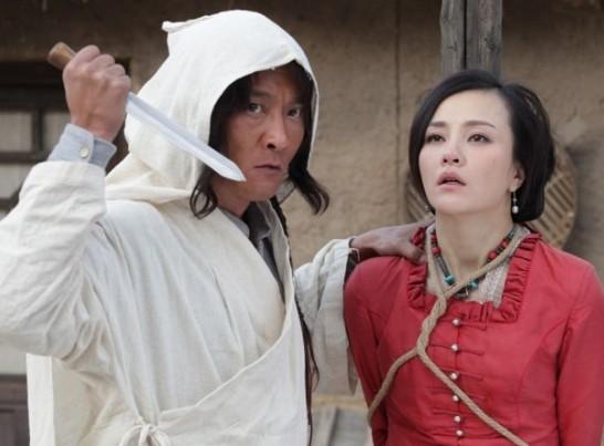 """... 《大漠苍狼》明年将播 戏中""""绑架""""刘孜-搜狐娱乐"""
