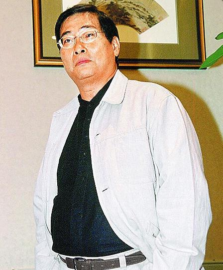 竹联帮白狼张安乐_据台湾《中国时报》报道,台湾竹联帮精神领袖\