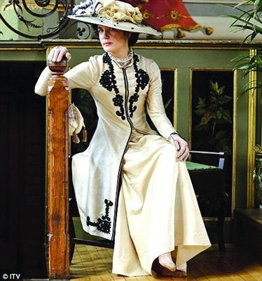 《唐顿庄园》的时尚解读