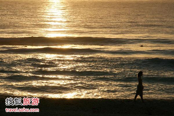 坎昆附近的沙滩 感谢旅游达人朝阳帅哥提供图片