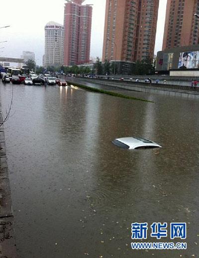 北京特大暴雨