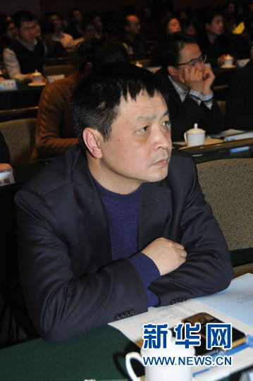 双汇集团副总经理刘金涛