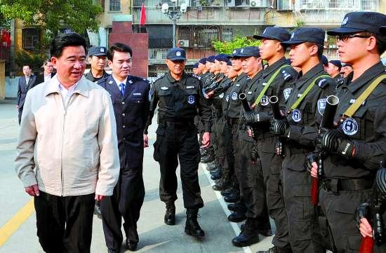 陈茂辉带队调研我市公安工作(图)-搜狐滚动