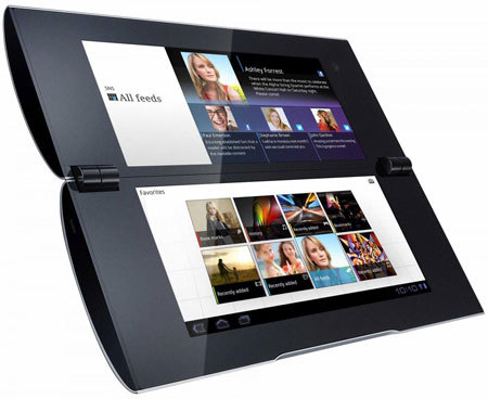 索尼Tablet-P平板电脑