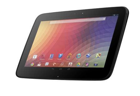 谷歌10英寸平板Nexus-10平板电脑