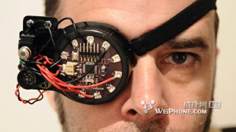 自制谷歌冰箱v冰箱眼镜人士(图纸)组图控制板伊莱克斯残障图片