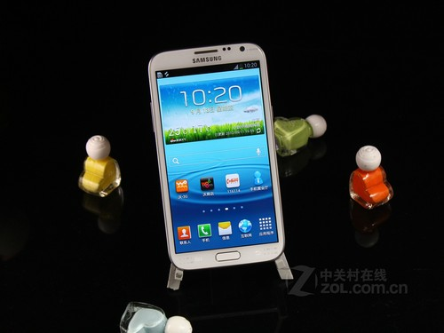 5.5Ӣ���ĺ˶��� ����GALAXY Note II��