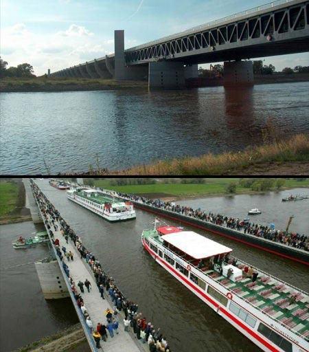 马格德堡水桥