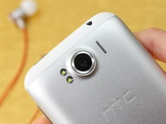 HTC Sensation XL 白色 摄像头