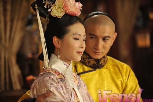 《步步惊心2》最新拍摄抢先知 吴奇隆刘诗诗剧情曝光