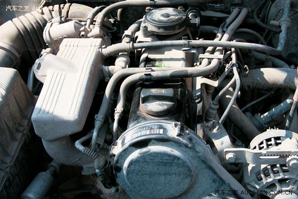 桑塔纳99新秀发动机正时皮带安装图片
