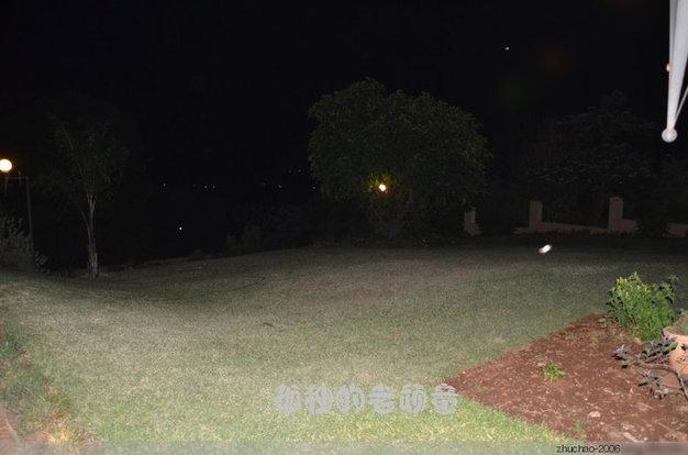 屋子周围的草坪!