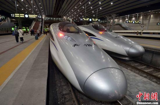 京广高铁历时七年半全线贯通 建设大事记一览