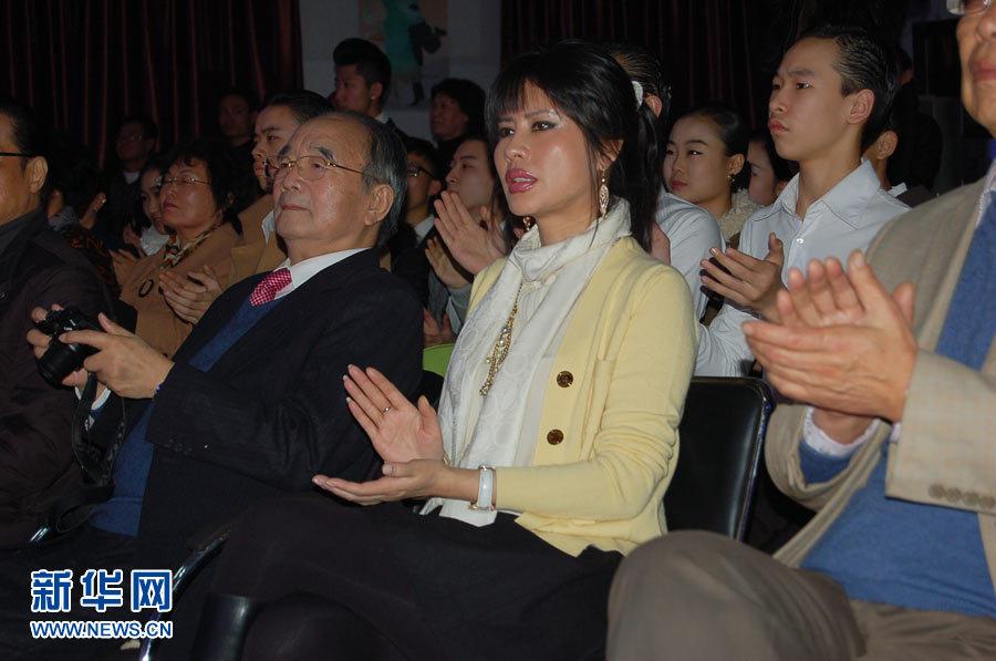 北京高占祥文化艺术基金会捐赠仪式在京举行