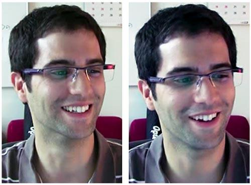 麻省理工学院研究人员开发出了一种电脑程序,可以辨别人类笑容真伪之间的微小差异