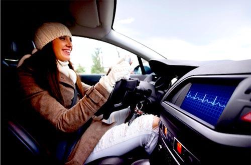 疲劳驾驶 司机/该设备可以通过测量司机的心率,来判定他她是否处于疲劳驾驶...