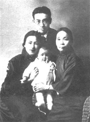 林徽因很少谈自己的童年,她大概只对费慰梅说过一些,费慰梅在回忆文章图片