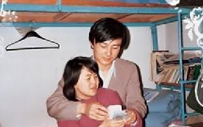 主播宸宸_央视主播王宁与爱妻刘纯燕大学时代宿舍亲密照-搜狐娱乐