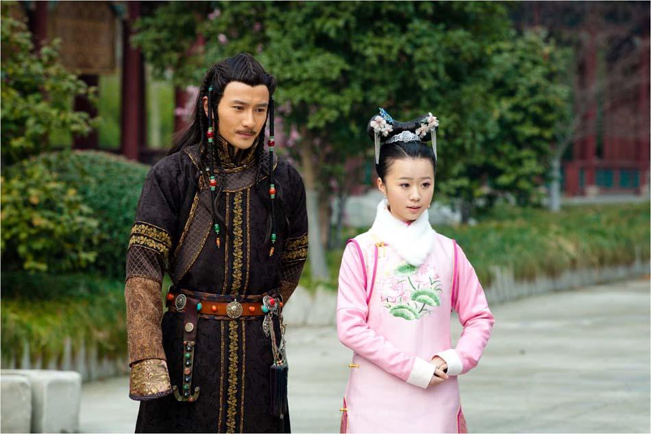 清宫大戏《山河恋·美人无泪》在江苏卫视黄金剧场热播,再次引发收视