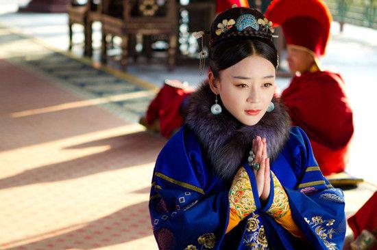 近日,江苏卫视热播的电视剧《山河恋-美人无泪》再现孝庄皇后的