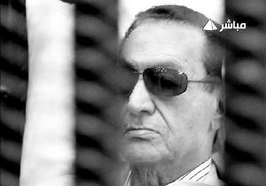 临宣判 穆巴拉克又入院