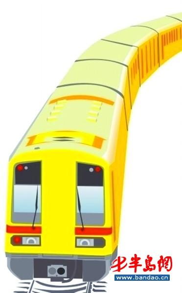 青岛地铁提前完成全年目标(组图)