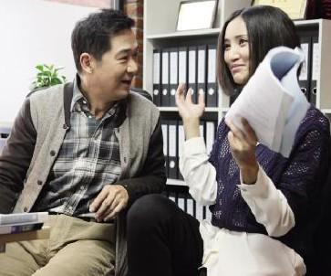 《老公的春天》张歆艺与张国立忘年恋:难有恋爱感觉(图)