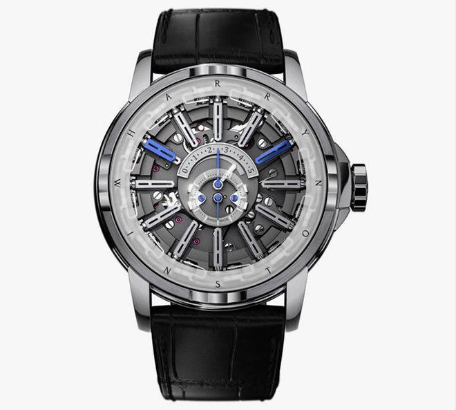 3、哈利・温斯顿(Harry Winston)Opus 12手表,26万美元