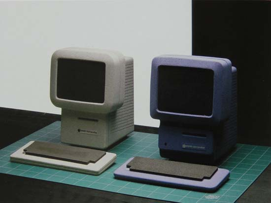 apple snow white 'macintosh studies', 1982