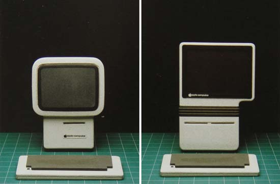 apple snow white 2 'macintosh studies', 1982