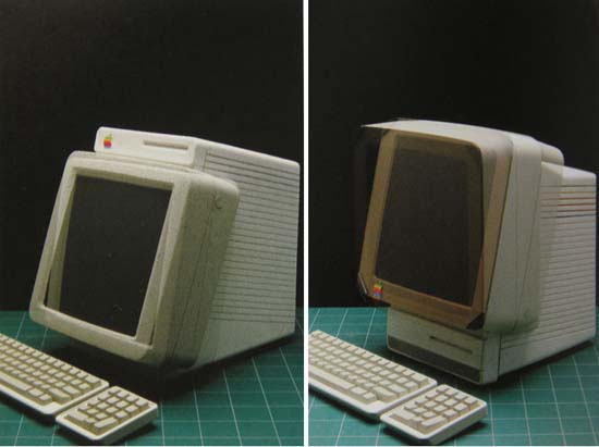 apple snow white 1 'lisa workstation', 1982