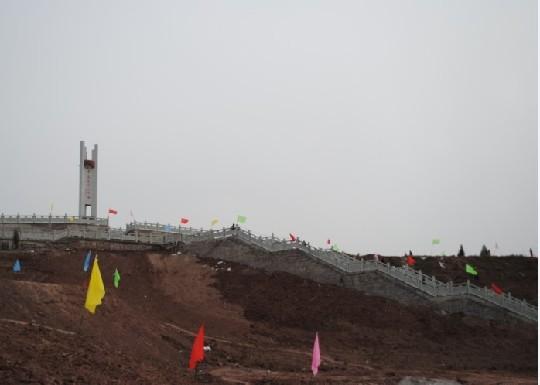 渠县首届特色文化旅游节开幕 代表团参观贵福镇