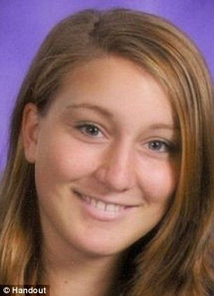 被害17岁女孩萨曼塔 海勒