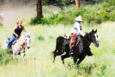 在美国的科罗拉多做一名度假农场工人