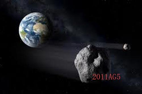 美国科学家最新观测,已经完全排除了小行星(2011AG5)在2040年撞击地球的可能性。